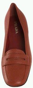 rote Prada Schuhe