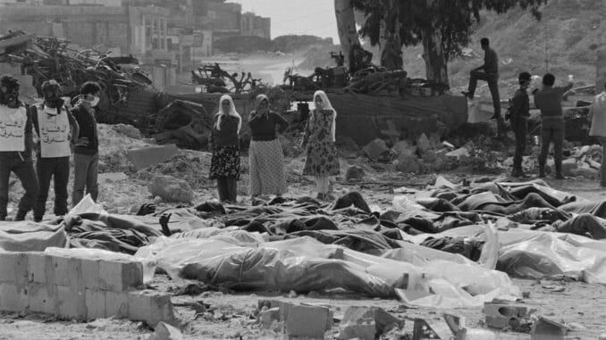 Massaker von Sabra und Schatila