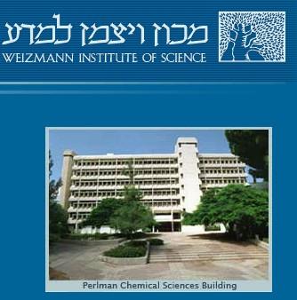 Weizman Institut Rehovot Israel
