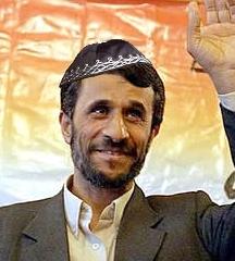 Ahmadinedschad Spion des Mossad