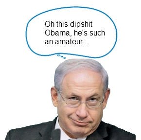 Netanyahu about Obama