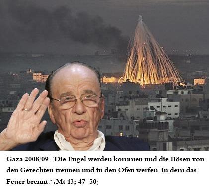 Murdoch Zionist