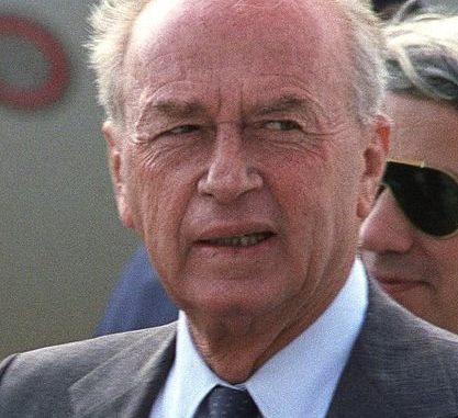 Ermordung Jitzhak Rabin