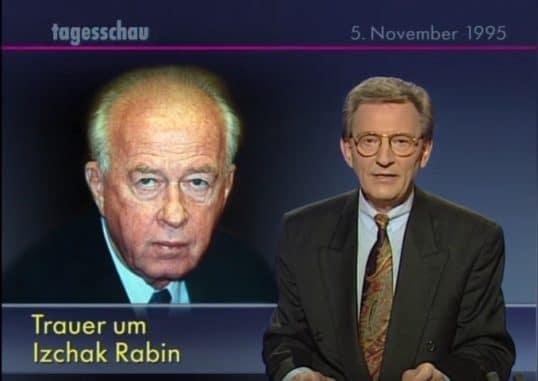 Ermordung Jitzchak Rabin