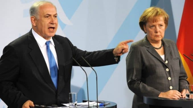 Netanjahu Antisemitismus-Keule