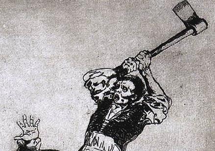 Goya - Mord