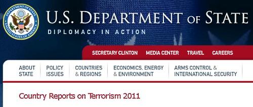US State Dep. - Terror list