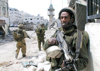 Operation Defensive Shield (Westbank)