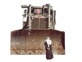 Herr Schätzing mag den Bulldozer