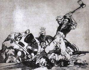 Goya : Schrecken des Krieges