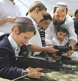 Früherziehung bei Siedler-Kindern