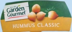 Hummus Garden Gourmet