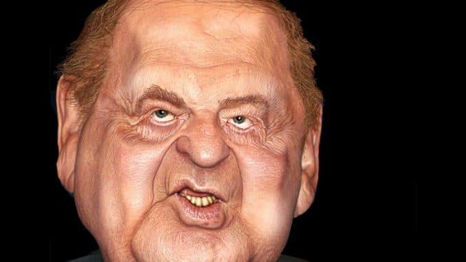 US Miiliardär Adelson