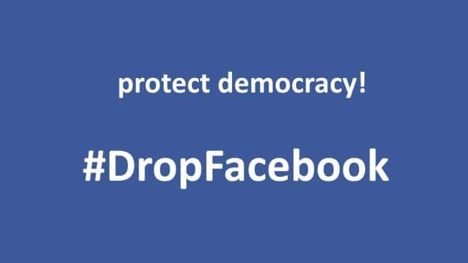 Facebook Gefahr für Demokratie