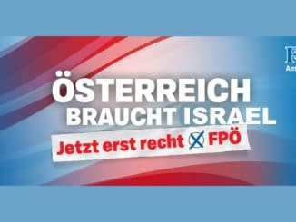 FPÖ, Strache, Hofer und Israel
