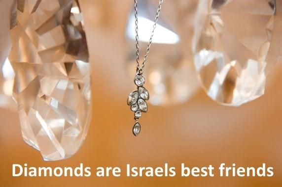Diamanten aus Israel