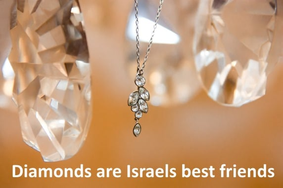 Diamantenhandel Israel
