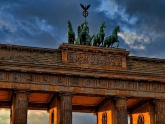 Berlin Brandenburger Tor