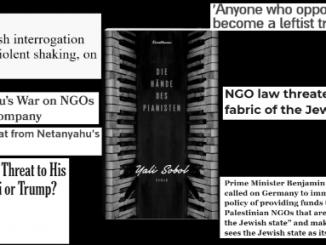 Rezension israelischer Autor Sobol