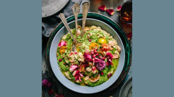 Vegane Ernährung Israel