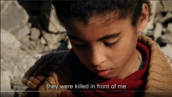 Kind in Gaza