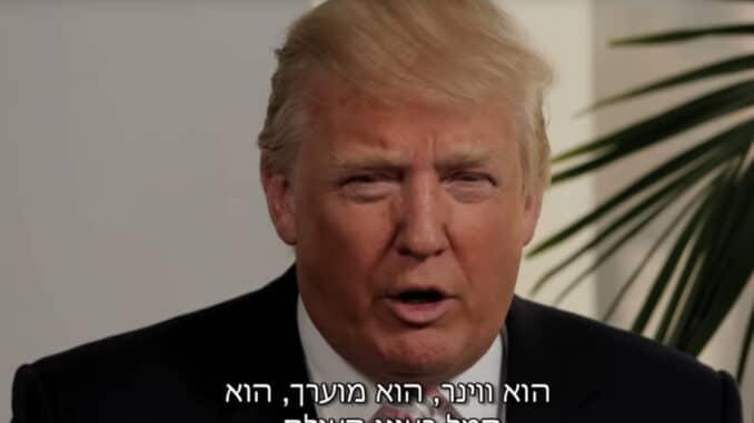 Trump und Netanjahu sind keine Freunde mehr