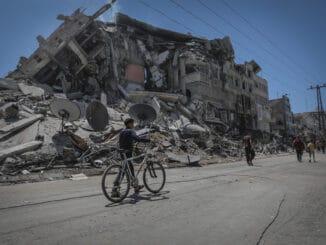 Gründe für den Gaza Krieg 2021