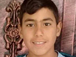 Palästinensischer Junge erschossen